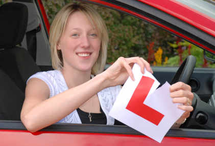 she passed her driving test with Gleesons driving school clonmel and thurles